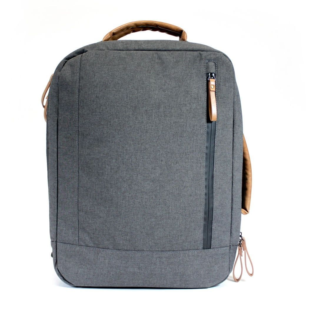 Backpack - Brief Bag - Dark Grey
