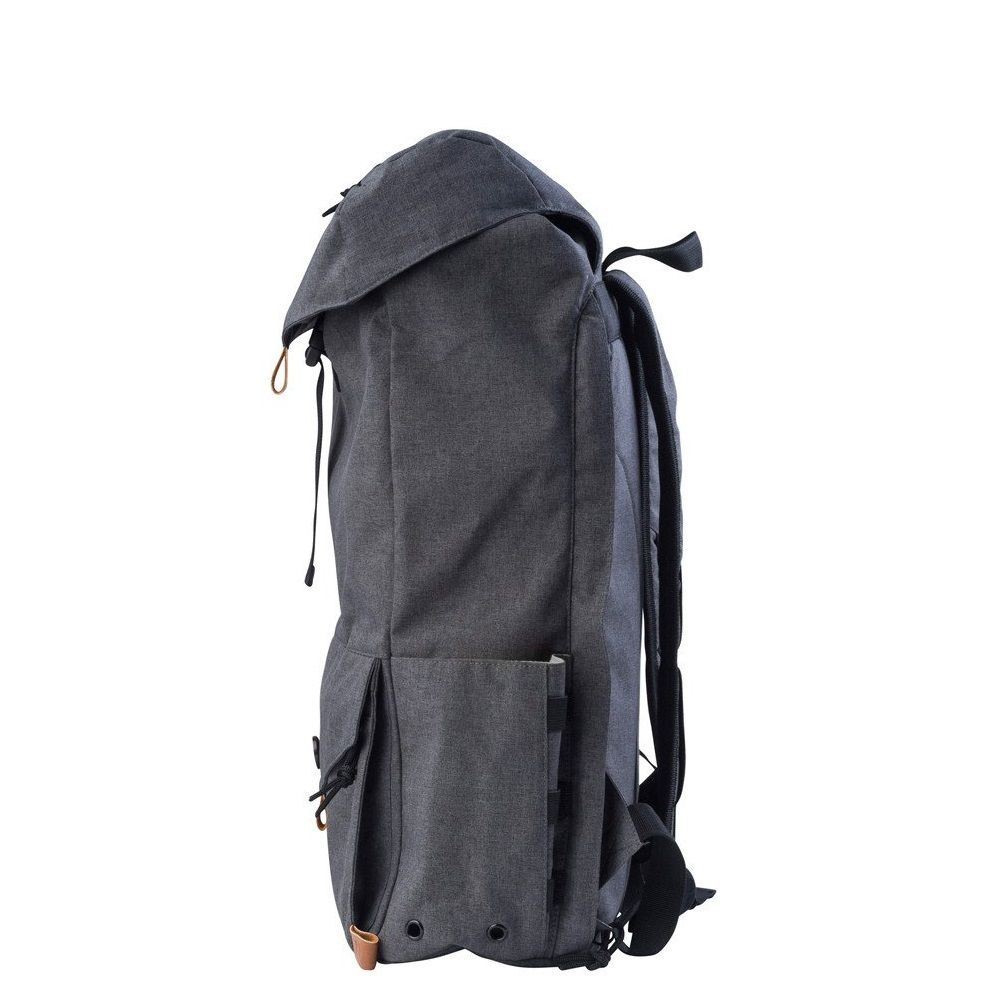 PKG Backpack Drawstring Pack - Dark Grey