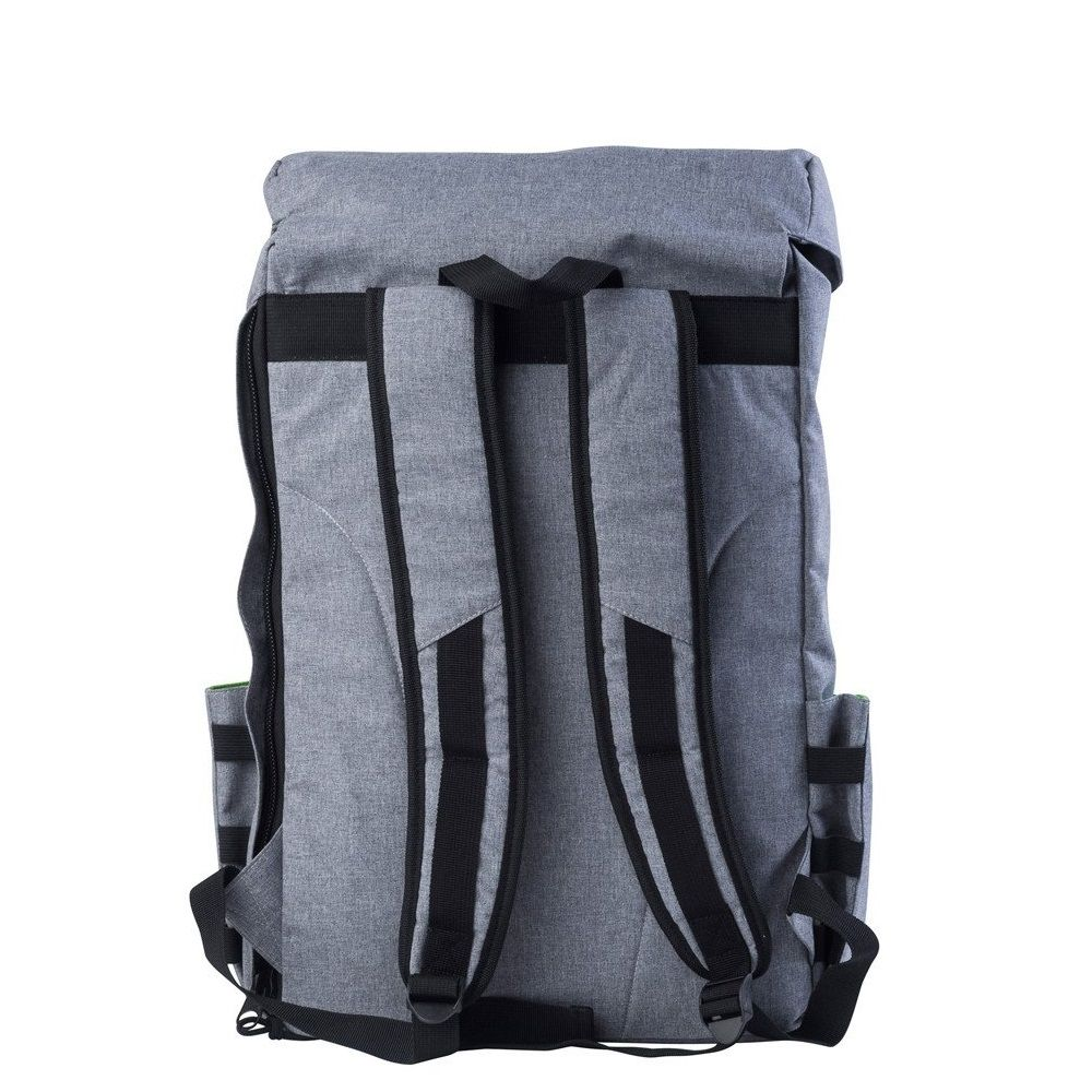 PKG Backpack Drawstring Pack - Light Grey