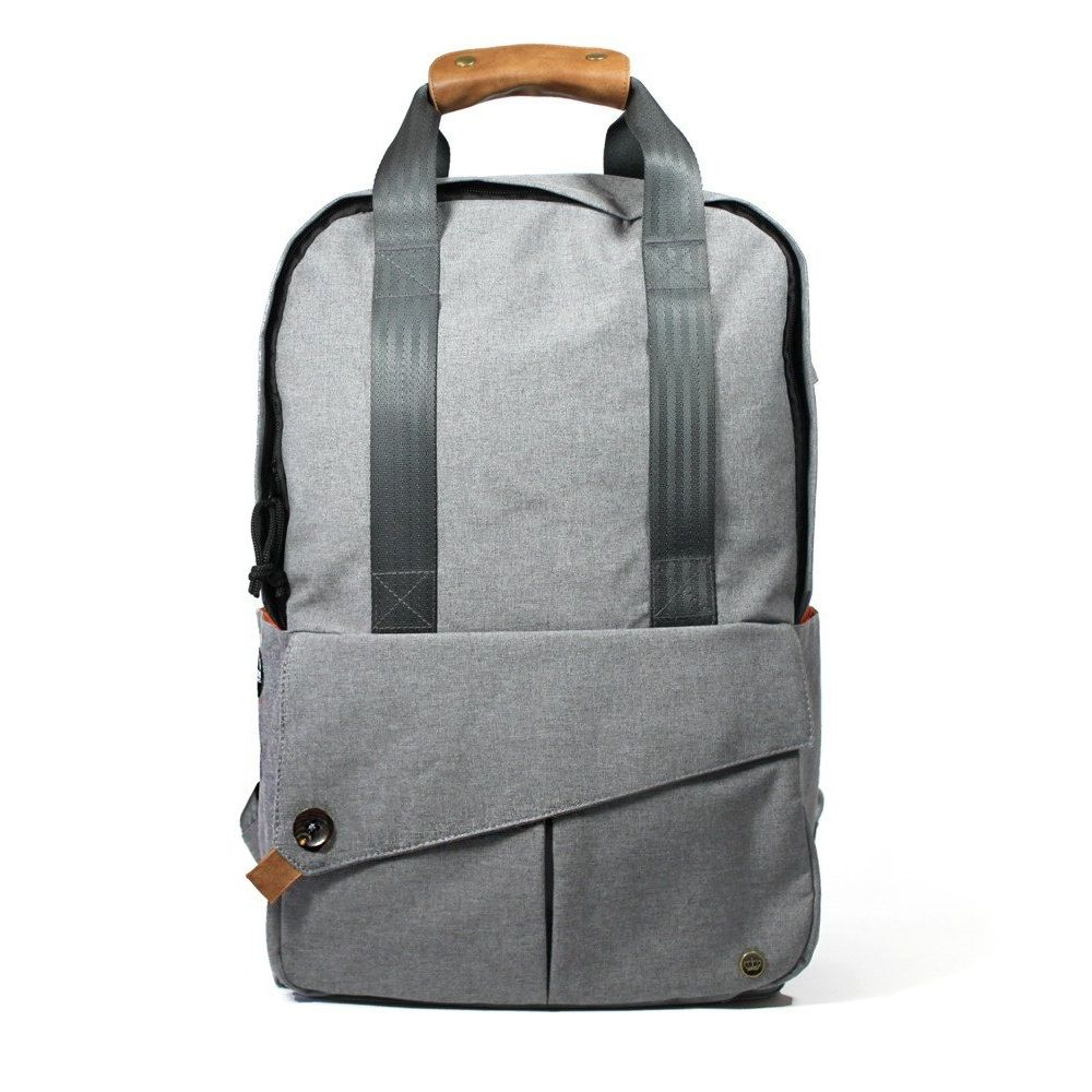 PKG Backpack Tote Pack - Light Grey