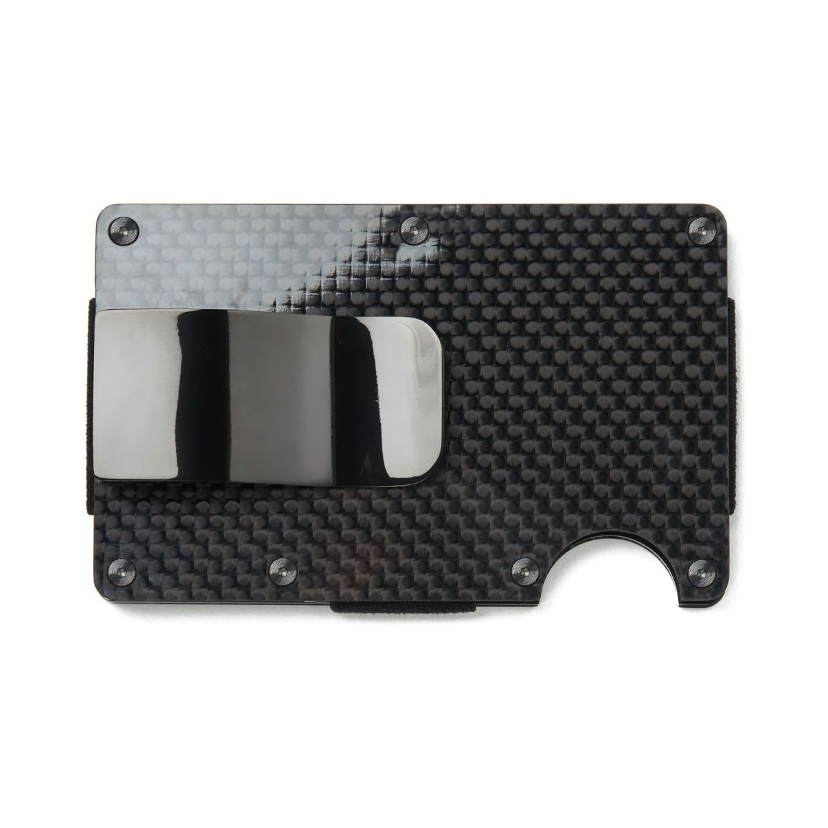 THE RIDGE Carbon Fiber With Money Clip - Carbon