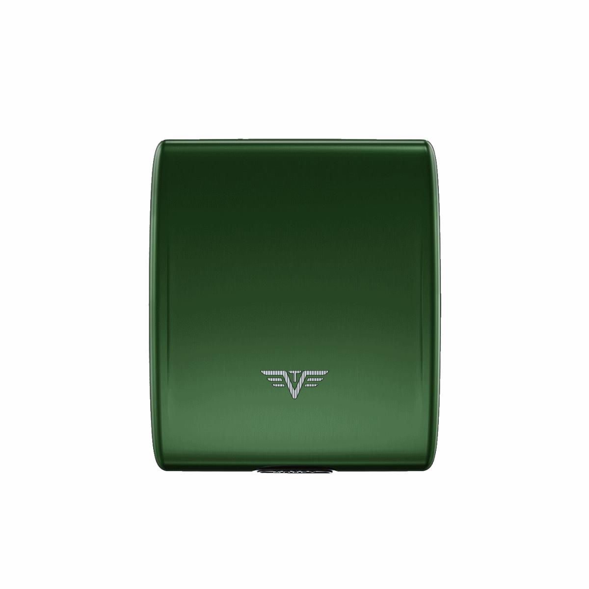 TRU VIRTU ארנק אלומיניום דגם Beluga - ירוק