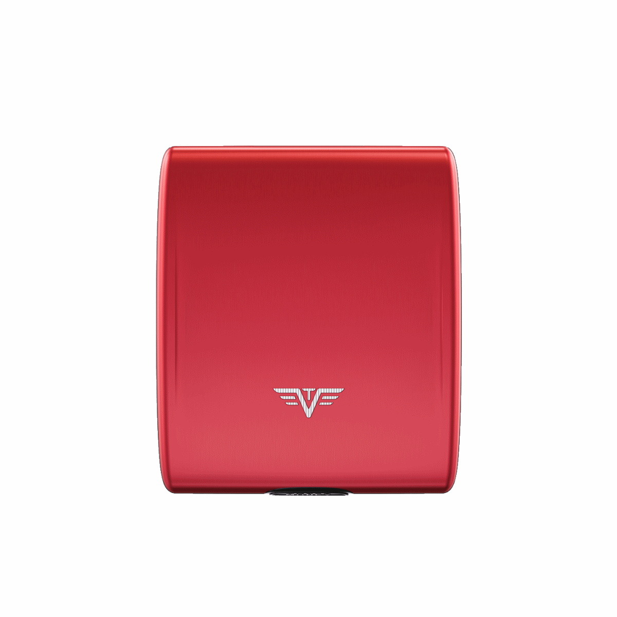 TRU VIRTU ארנק אלומיניום דגם Beluga - אדום