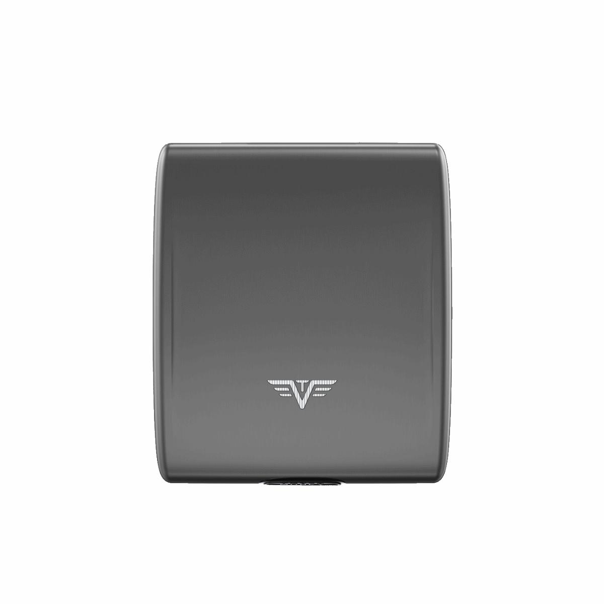 TRU VIRTU Aluminum Wallet Beluga - Money & Cards - Taupe