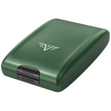 TRU VIRTU Aluminum Wallet - Green