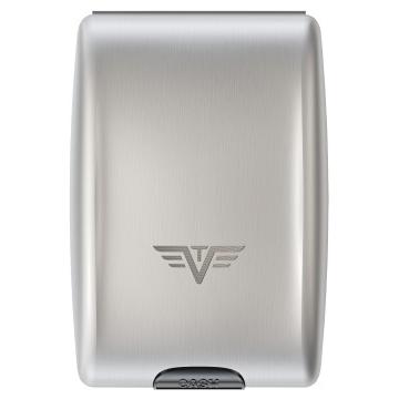 TRU VIRTU Aluminum Wallet - Silver