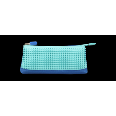 UPixel Pencil Case - Turkiz/Blue