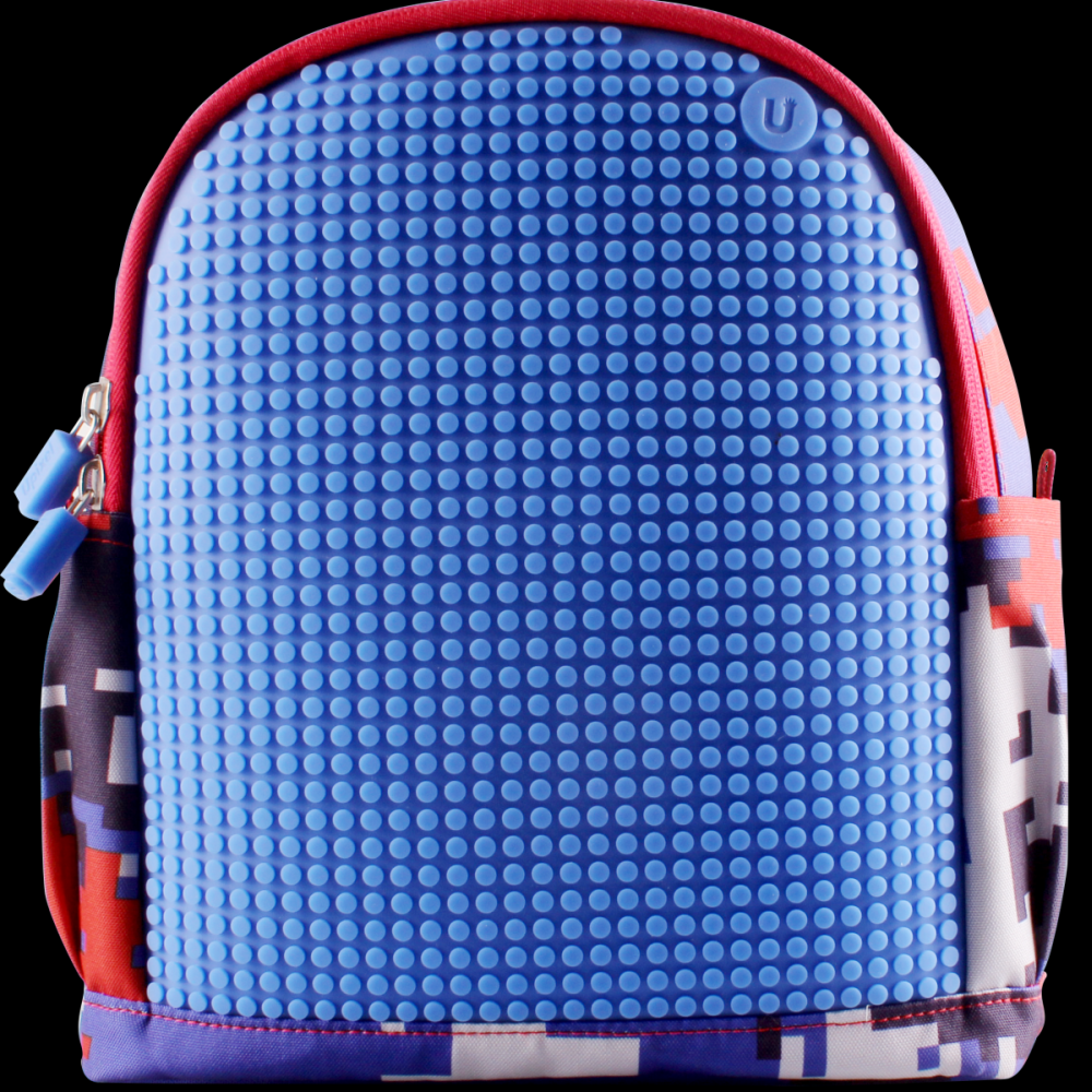 UPixel Pixel Upgraded Kids Backpack  - Blue