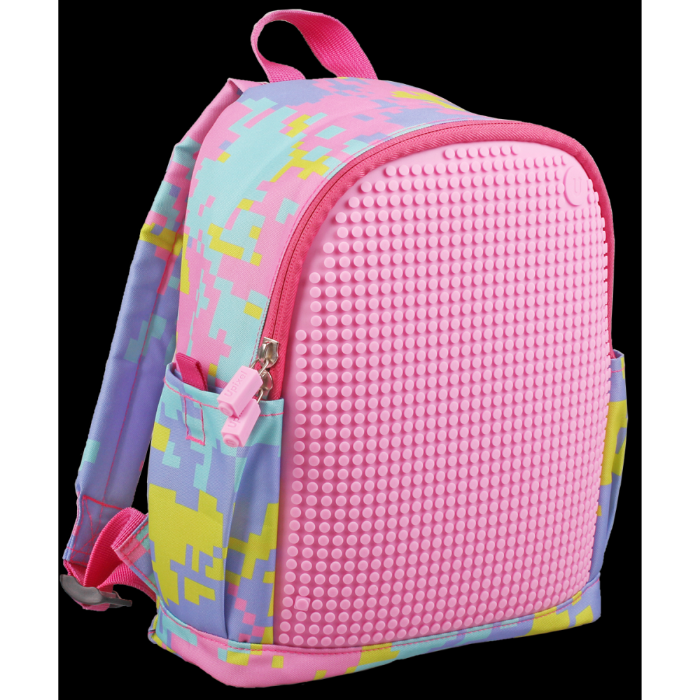 UPixel Pixel Upgraded Kids Backpack  - Pink