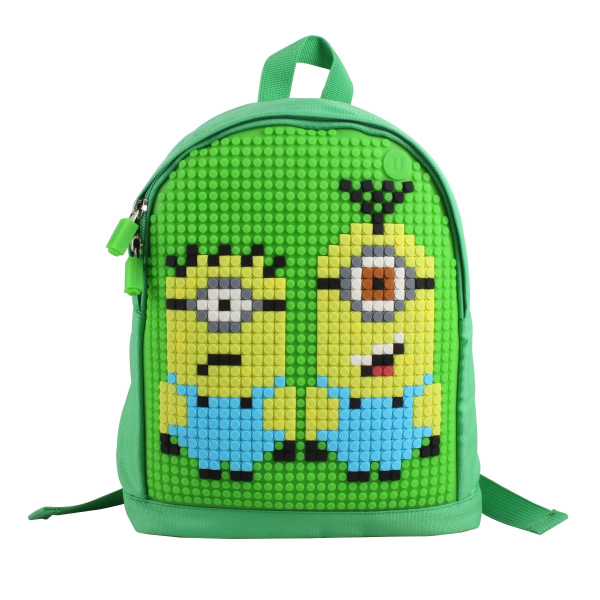 UPixel Pixel Kids Backpack  - Green/Yellow