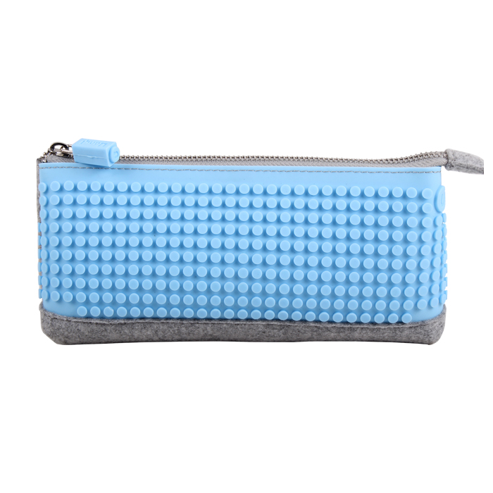 UPixel Pencil Case - Blue