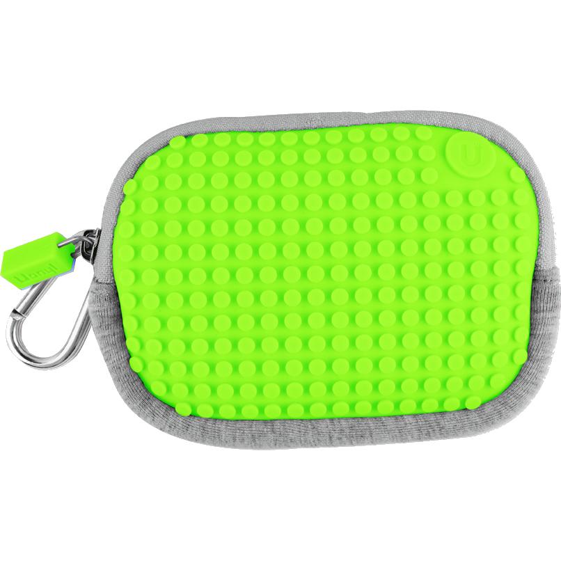 UPixel פאוצ פיקסלים - ירוק