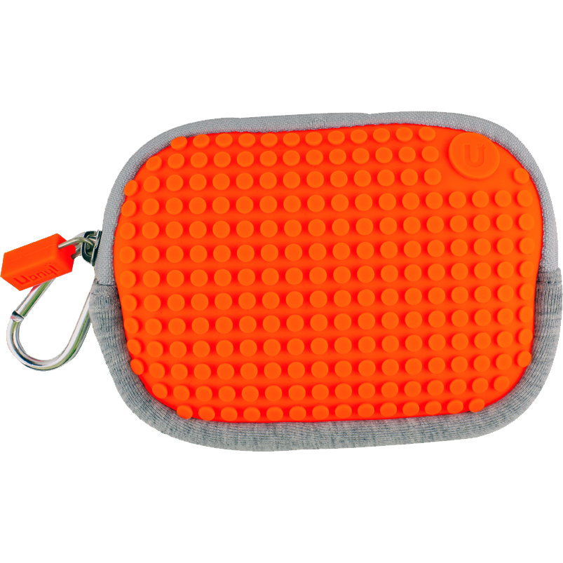 Pixel Pouch - Orange