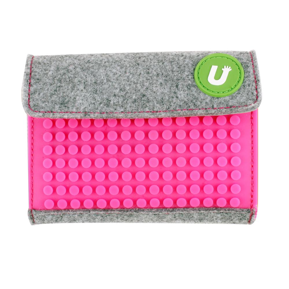 UPixel Pixel Wallet - Pink