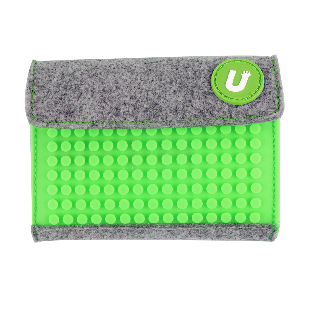 UPixel Pixel Wallet - Green