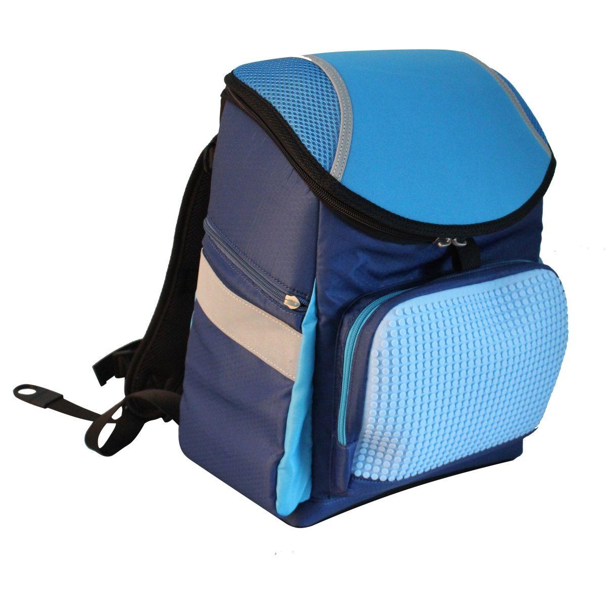 UPixel Super class school bag - Black