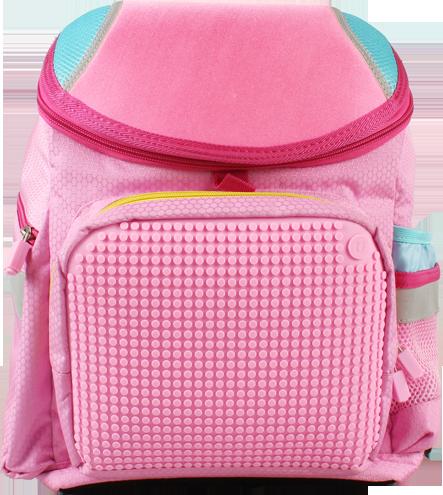 UPixel Super class school bag - Pink
