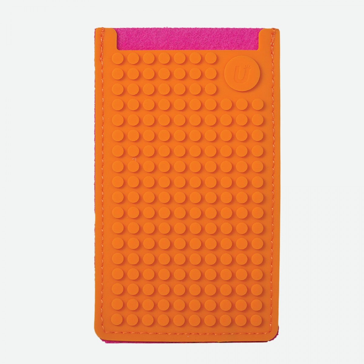 Pixel Phone Case Small - Orange