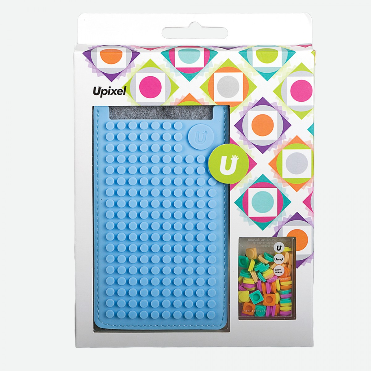 UPixel Pixel Phone Case Small - Green