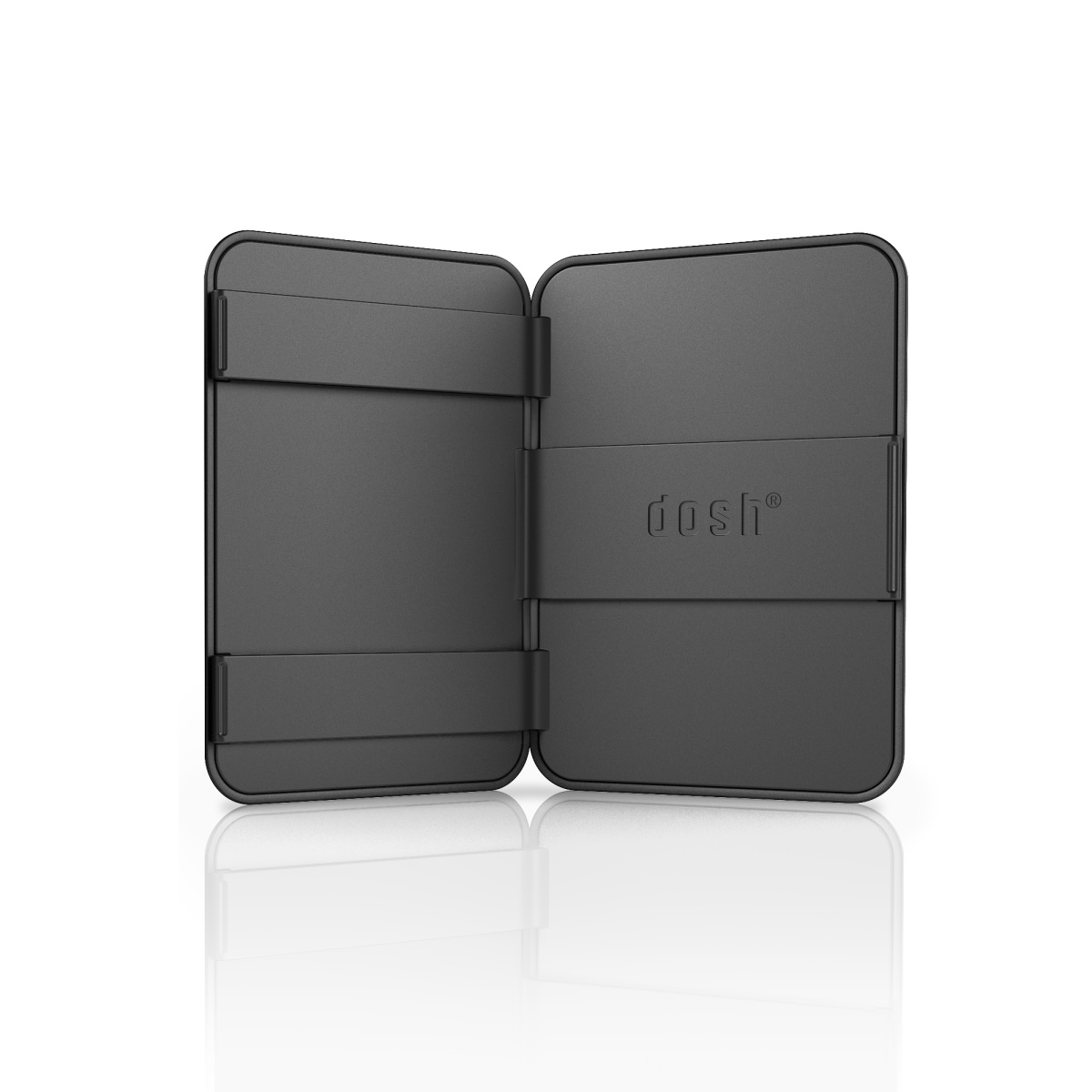 dosh MAGIC - STEALTH- Black/Grey
