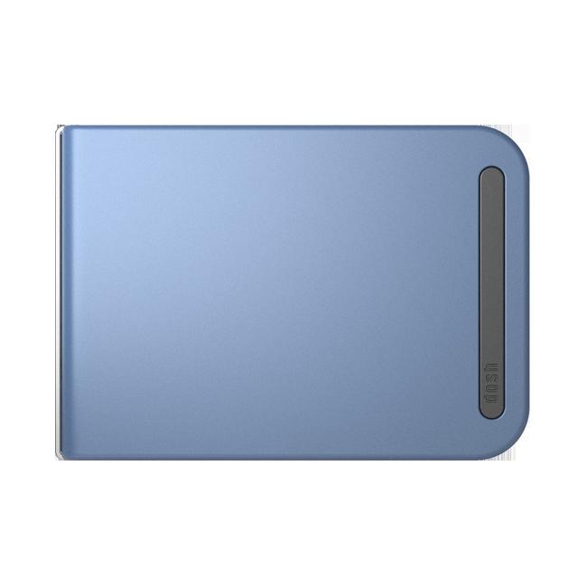 dosh ארנק dosh דגם AERO - כחול\אפור