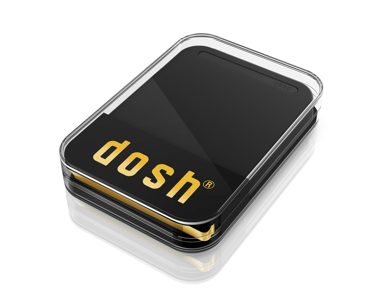 dosh AERO - Black/Gold