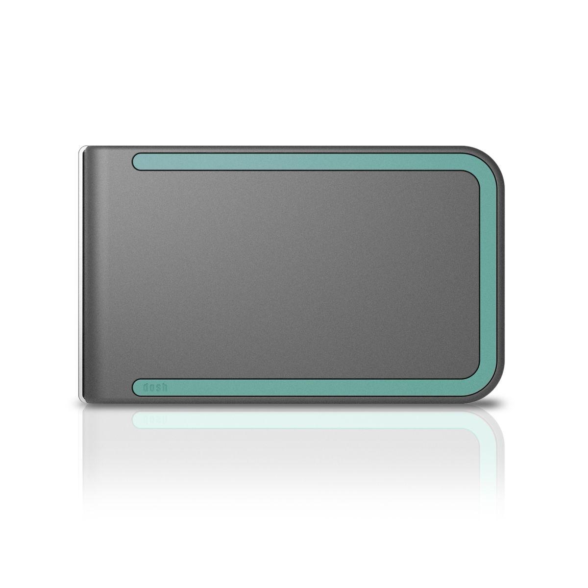 dosh LUXE RFID - LOCHE- Black / Blue