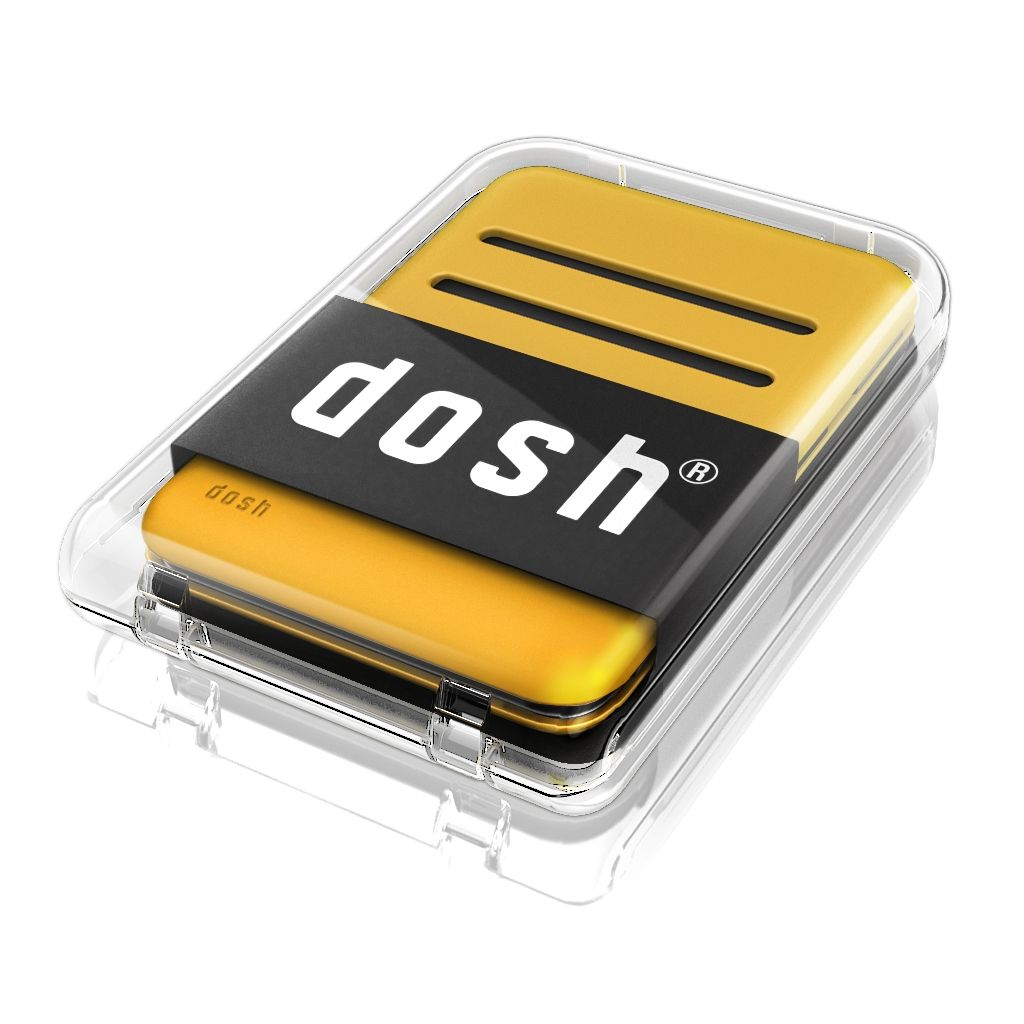 dosh MAGIC - Yellow/Grey