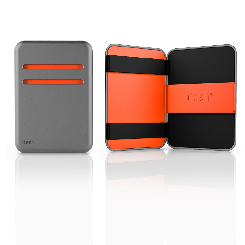 dosh MAGIC - TANGERINE- Grey/Orange