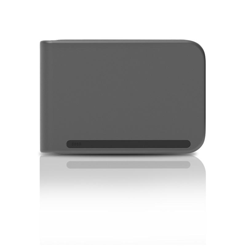 dosh street greyblack wallets online