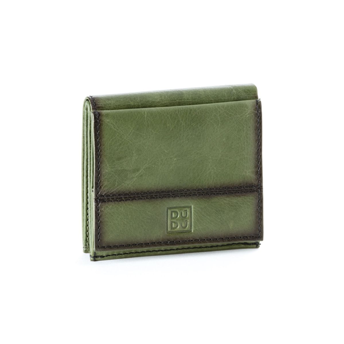 DuDu Small Unique Wallet  - Green