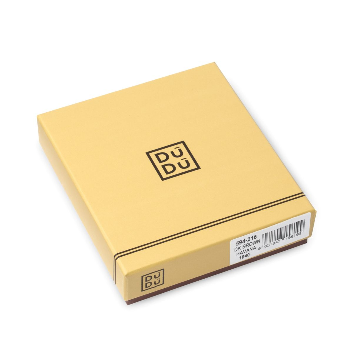 DuDu Small Unique Wallet  - Black