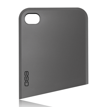 ego Slide Case A for iPhone 4/4S - Gray