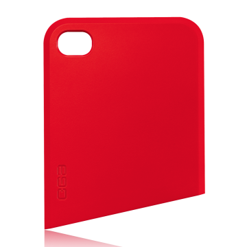 ego Slide Case A for iPhone 4/4S - Red
