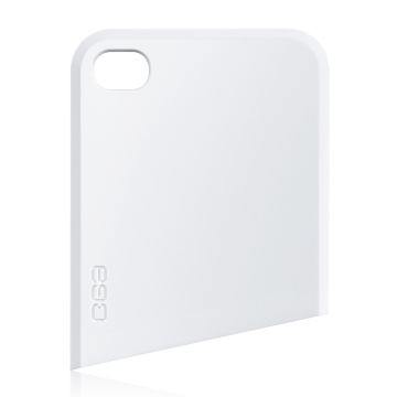 ego Slide Case A for iPhone 4/4S - White