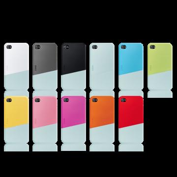 ego כיסוי ל iPhone 4 דגם Slide Case B - מנטה