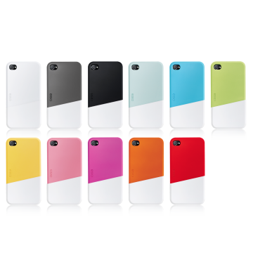 ego Slide Case B for iPhone 4/4S - White