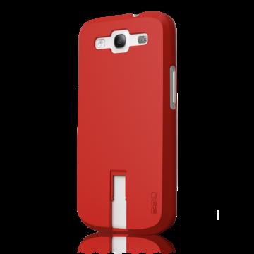 ego כיסוי ל Galaxy S3 - אדום
