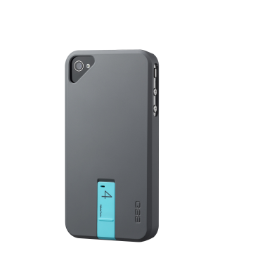 ego USB Case for iPhone 4/4S - Grey 4GB