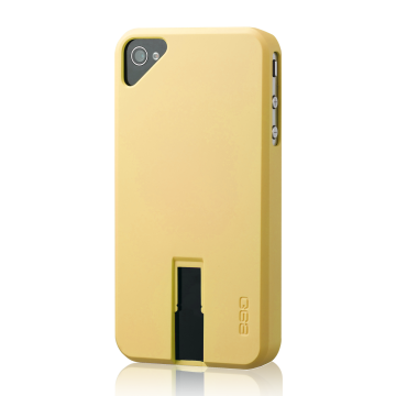 ego USB Case for iPhone 4/4S - Yellow