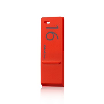 ego USB Flash Drive for iPhone 4/4S Case - Red 16GB