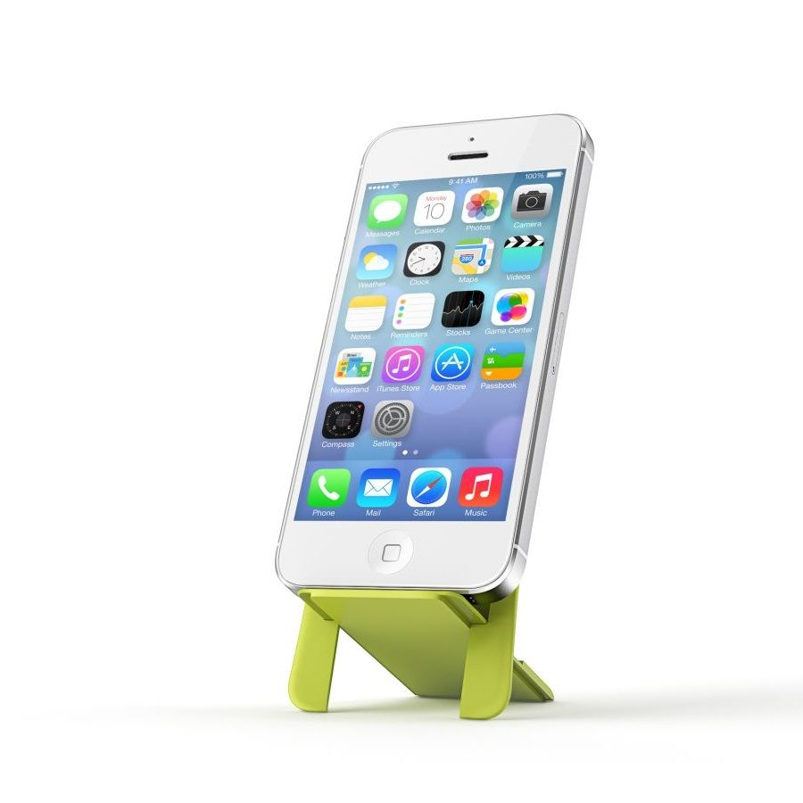 HIP ION phone stand for wallets - Green