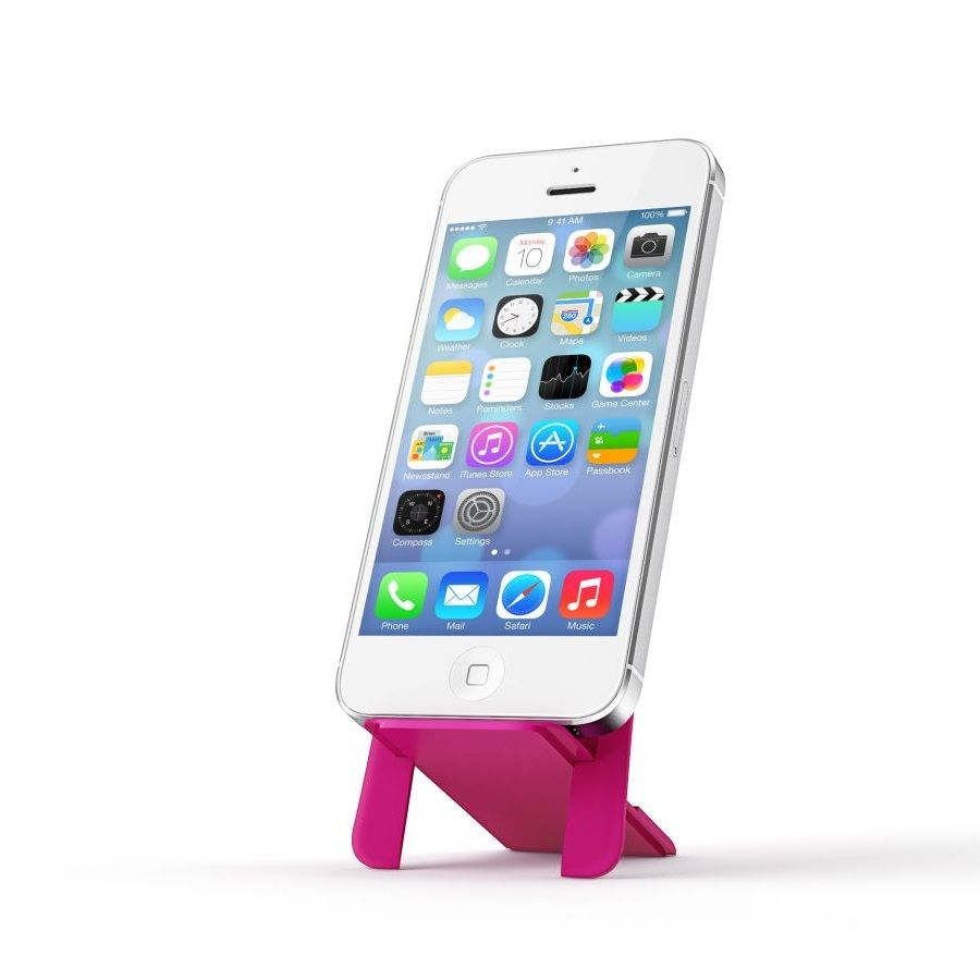 HIP ION phone stand for wallets - Pink