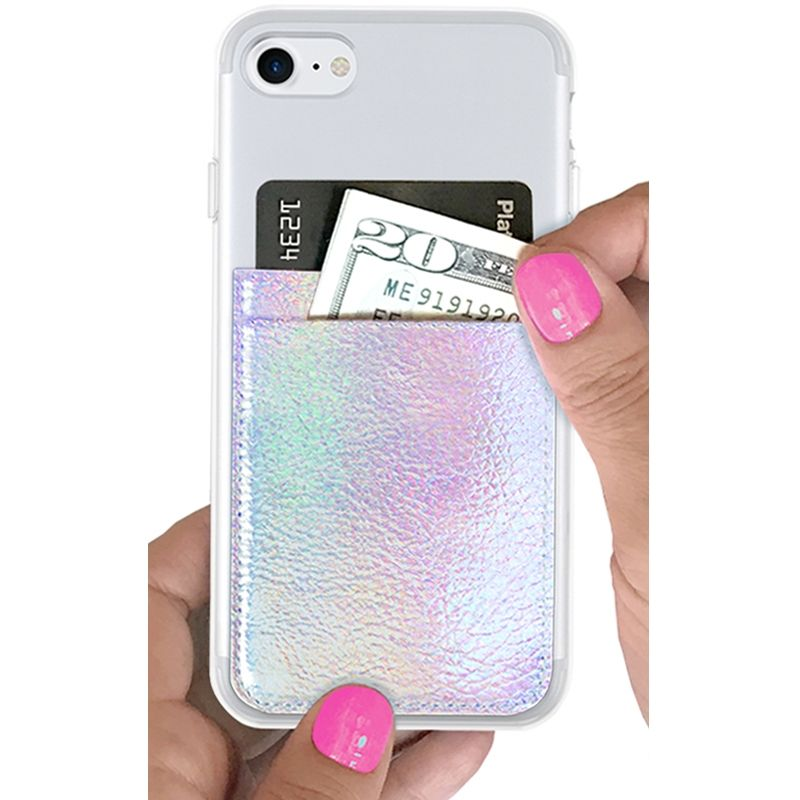 iDecoz Phone Pocket - Iridescent