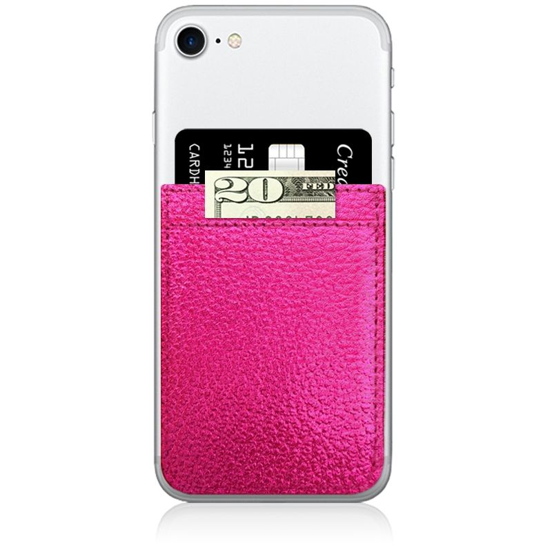 iDecoz Phone Pocket - Hot Pink