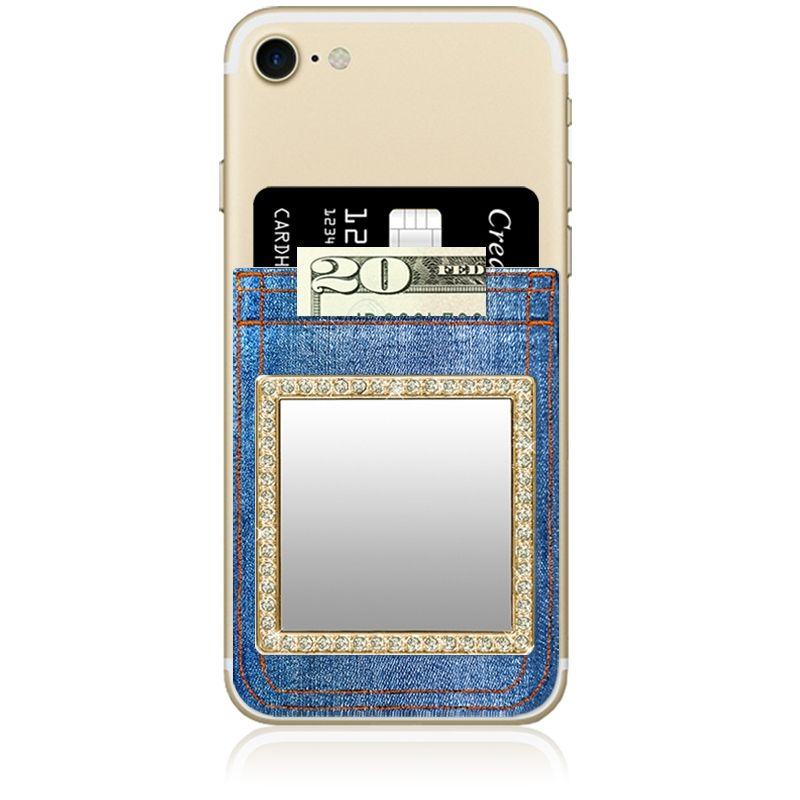 iDecoz Phone Pocket - Denim