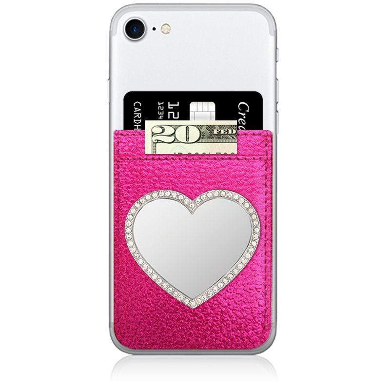iDecoz Phone Pocket - Hot Pink