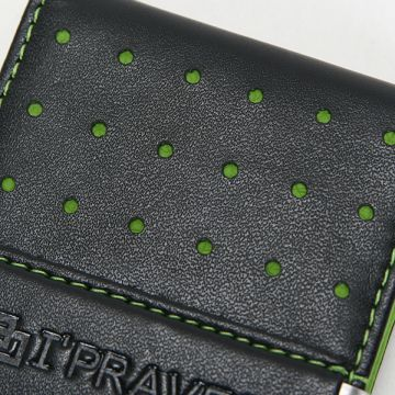 iPraves iPraves - Black/Green Dots