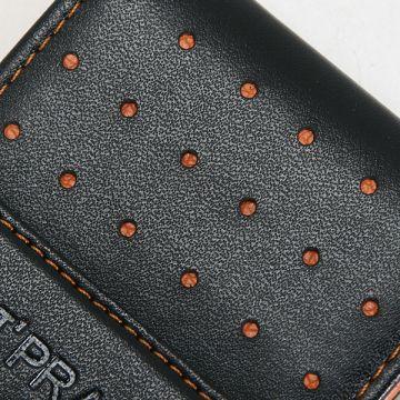 iPraves iPraves - Black/Orange Dots