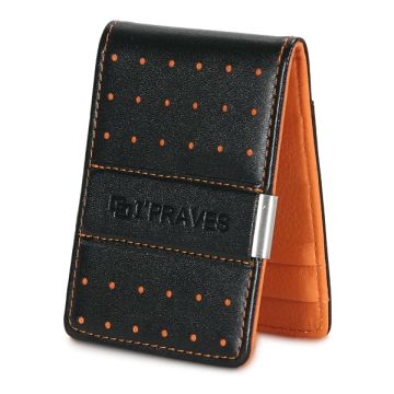 iPraves iPraves - Black/Orange Dots